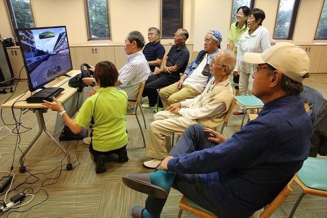 グランツーリスモSPORT グランツーリスモ ボケ防止 高齢者 認知 改善に関連した画像-04