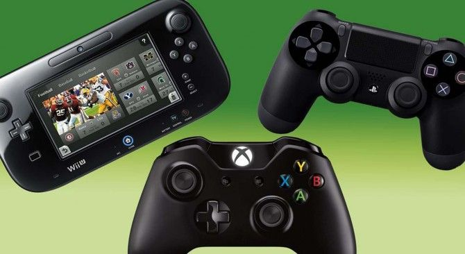 PS4 XboxOne WiiU�˴�Ϣ��������-01