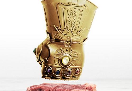 インフィニティガントレットお肉に関連した画像-01