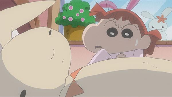 クレヨンしんちゃん クレしん ホラー なぐられウサギ ネネちゃんに関連した画像-01
