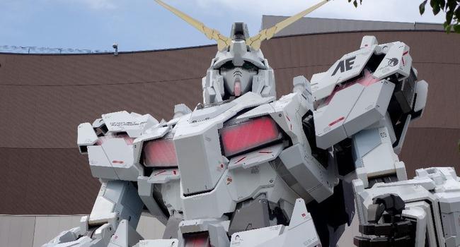 東京五輪 お台場 ユニコーンガンダム トライアスロンに関連した画像-01