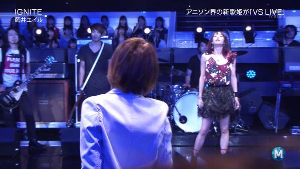 LiSA SAO 今夜 Mステ 出演 劇場版SAO 主題歌 熱唱に関連した画像-04
