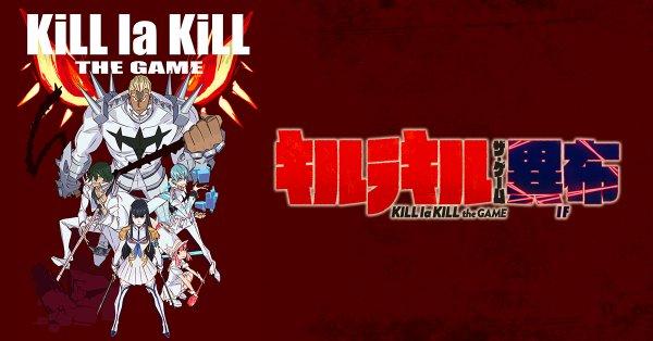 キルラキル ザ・ゲーム ニンテンドースイッチ 発売決定に関連した画像-01