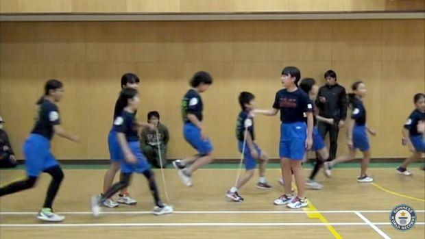ギネス 小学生 高速 縄跳びに関連した画像-01