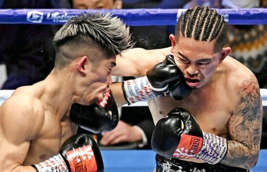 井岡一翔 ボクシング WBO 世界Sフライ級王者 タトゥー ルール違反に関連した画像-01