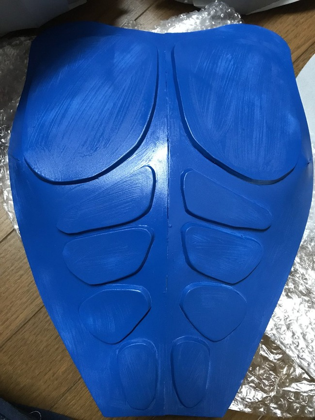 コスプレ コスプレ衣装通販サイト コスコミ Fate ランサー オーダーメイド 亀の甲羅に関連した画像-04