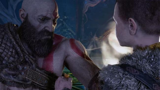 PS4 ゴッド・オブ・ウォー GoW Amazon アマゾン 予約に関連した画像-01