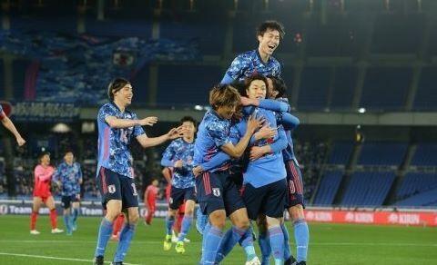 サッカー 日本代表 日韓戦 親善試合 快勝に関連した画像-01