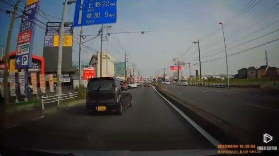 あおり運転 エアガン  に関連した画像-01