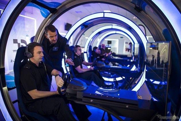 イギリス 警察 グランツーリスモ グランツーリスモスポーツ 運転 技術 練習に関連した画像-03
