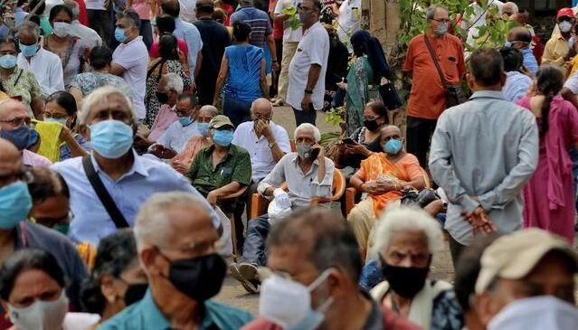 インド 新型コロナウイルス 感染者数 1日40万人超 世界最多更新に関連した画像-01
