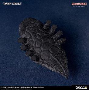 ダークソウル 結晶トカゲ 石守 フィギュア スタチュー LEDに関連した画像-06