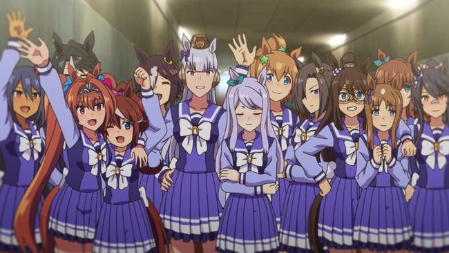 ウマ娘 アニメ 三期 サイゲームス 竹中信広に関連した画像-01