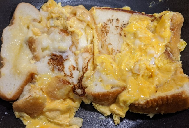 フレンチトースト レシピ 卵液 作り方 パンに関連した画像-02
