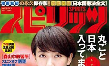 ビッグコミックスピリッツ スピリッツ 日本国憲法全文 付録に関連した画像-01