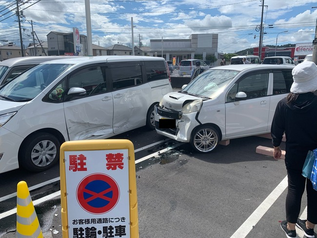 高齢ドライバー 高齢者 新婚 骨折 重傷 岡山に関連した画像-02