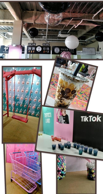 タピオカランド 東京 原宿 評価 入場料 トイレに関連した画像-05