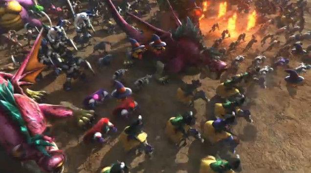 ドラゴンクエストヒーローズ DQH ドラクエヒーローズ ドラゴンクエスト ドラクエに関連した画像-08