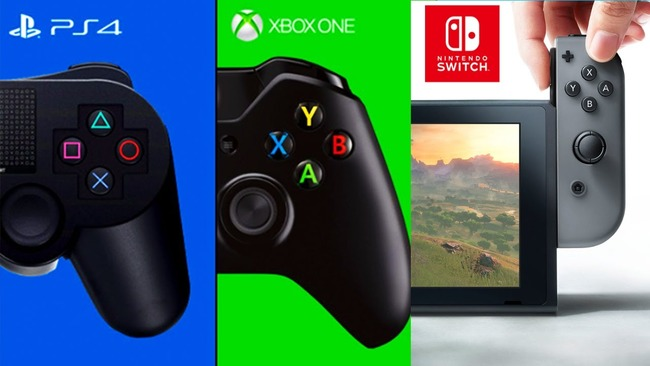 PS4 XboxOne ニンテンドースイッチ 任天堂 独占タイトルに関連した画像-01