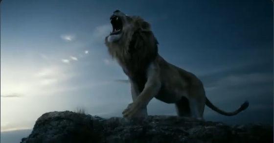 ライオンキング予告に関連した画像-12