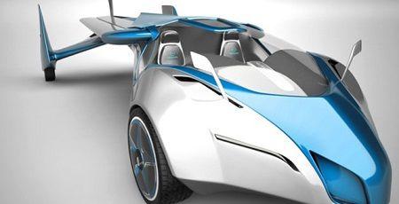 空飛ぶ車 翼 トランスフォームに関連した画像-01