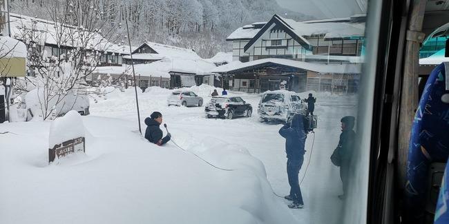 ヤラセ NHK 雪 取材に関連した画像-02