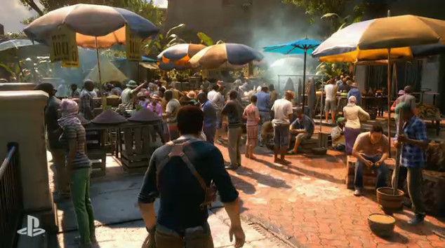 E3 SCE カンファレンス アンチャーテッドに関連した画像-03