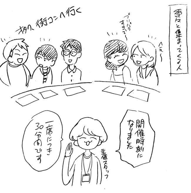 オタク 婚活 街コン 体験漫画 SSR リア充に関連した画像-18
