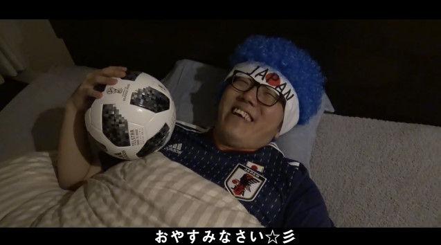 ヒカキン 渋谷 ゴミ拾い ワールドカップに関連した画像-04