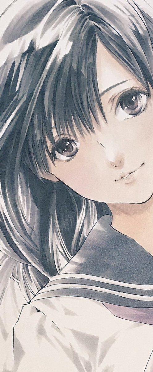 桃栗みかん いちご100% 画力 群青にサイレン 漫画に関連した画像-02
