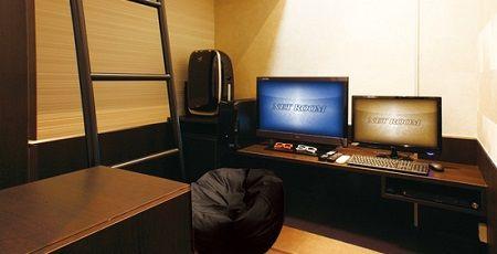 ネットルーム ネカフェ マンボー 個室 宿泊に関連した画像-01