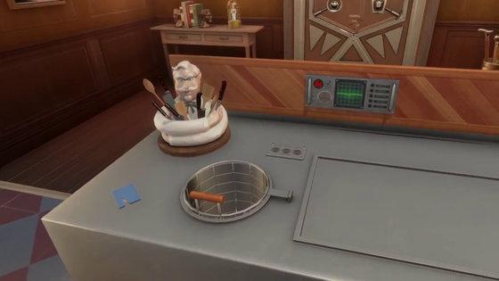 ケンタッキー デスゲーム VR ゲーム チキン 研修に関連した画像-07