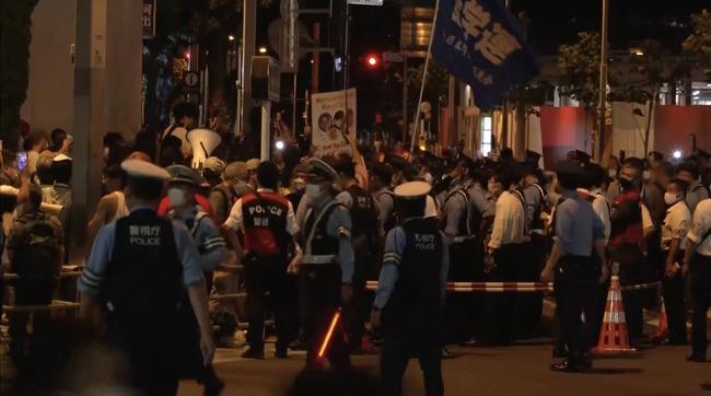 オリンピック 東京五輪 開会式 会場 周辺 デモ 反対に関連した画像-02