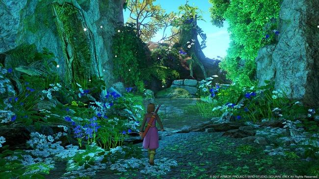 ドラゴンクエスト11 ドラクエ ドラゴンクエスト スクリーンショット ボウガンアドベンチャー 限定 お楽しみ要素 マジックスロットに関連した画像-12