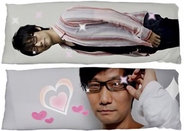 小島秀夫 抱きまくら 海外 メタルギアソリッドに関連した画像-05