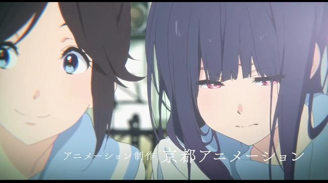 京アニ『響け!ユーフォ二アム』完全新作映画「リズと青い鳥」 に、映画『聲の形』のスタッフが集結!新ビジュアルと特報映像が解禁!