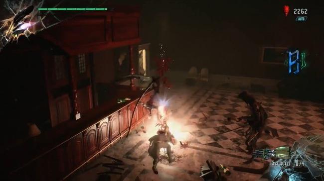 デビルメイクライ5 ゲームプレイ映像 gamescomに関連した画像-04