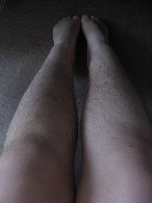 すね毛に関連した画像-04