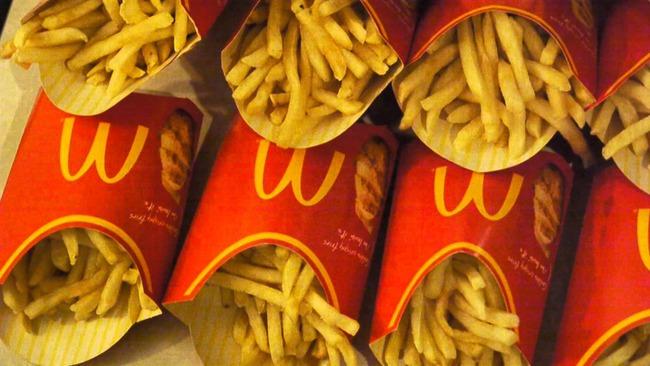 マック ポテトLサイズ カロリーに関連した画像-01