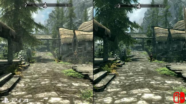 PS4 ニンテンドースイッチ スカイリム 移植に関連した画像-03