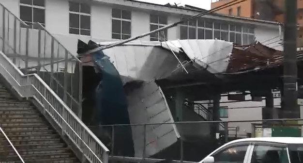 東千葉 JR 駅舎 屋根に関連した画像-01
