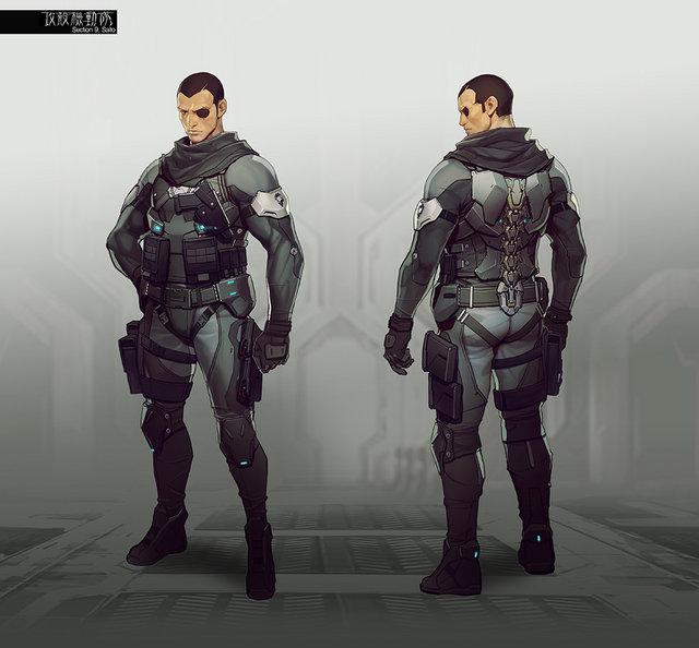 攻殻機動隊オンラインに関連した画像-05