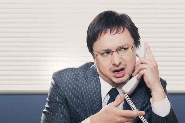 電話 応対 会社 若者 上司 取り次ぎに関連した画像-01