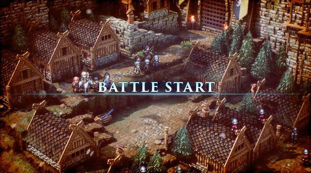 【速報】スクエニによる完全新作タクティクスRPG『Project TRIANGLE STRATEGY』2022年発売!