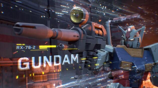 ガンダムエボリューション FPS オーバーウォッチ 釈迦 スパイギア ガンダム 無料に関連した画像-03