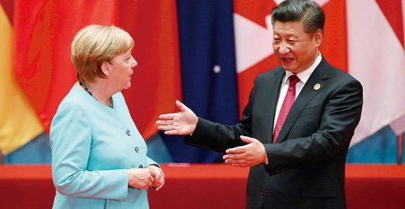 ドイツ 中国 決別 異質な国 政策転換に関連した画像-01