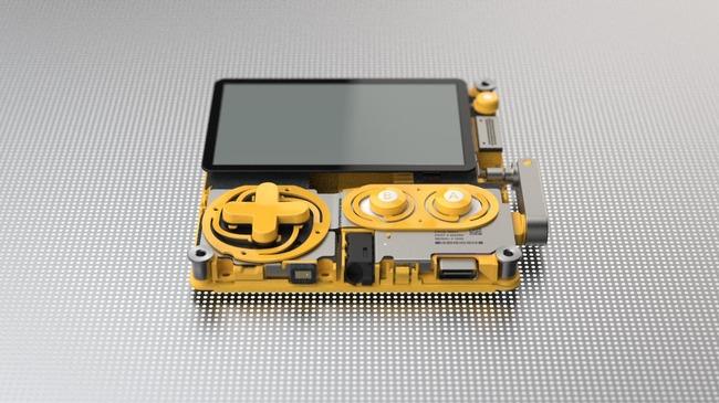 Playdate 新型ゲーム機に関連した画像-07