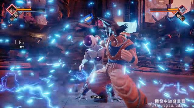 ジャンプフォース プレイ動画 ワンピース ナルト ドラゴンボールに関連した画像-21