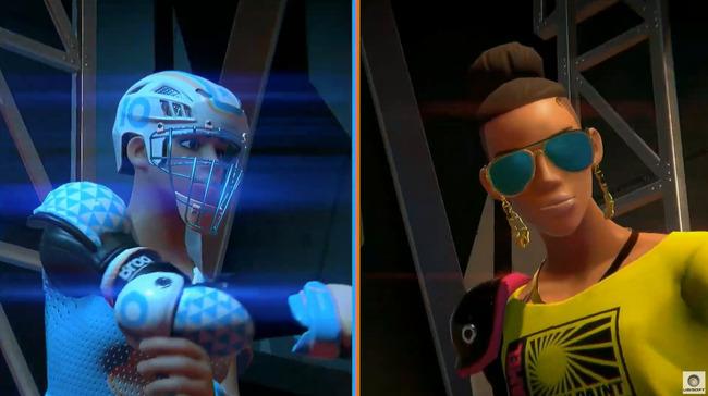 E3 ユービーアイソフト カンファレンス2019 Roller Champions スポーツゲームに関連した画像-11