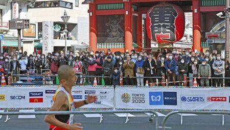 新型肺炎 新型コロナウイルス 東京マラソン 観客に関連した画像-01